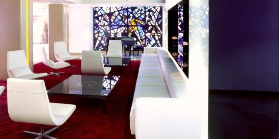 000 Proyecto Diseño Hall Torre Europa  Hotel Colón Ayre Hotels Madrid Proyecto Obra