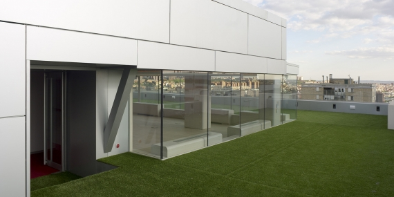 000 Proyecto Diseño Ático Edificio América Hotel Colón Ayre Hotels Madrid Proyecto Obra
